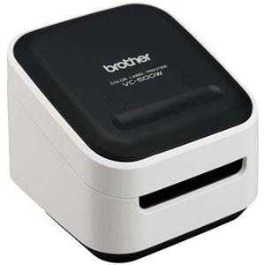 VC-500W ブラザー ピータッチカラー 9~50mm幅対応ラベルプリンタ P-touch Color