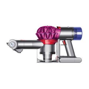 HH11MH ダイソン サイクロン式ハンディクリーナー充電式 パワーブラシタイプアイアン/フューシャ 【掃除機】dyson V7 Trigger