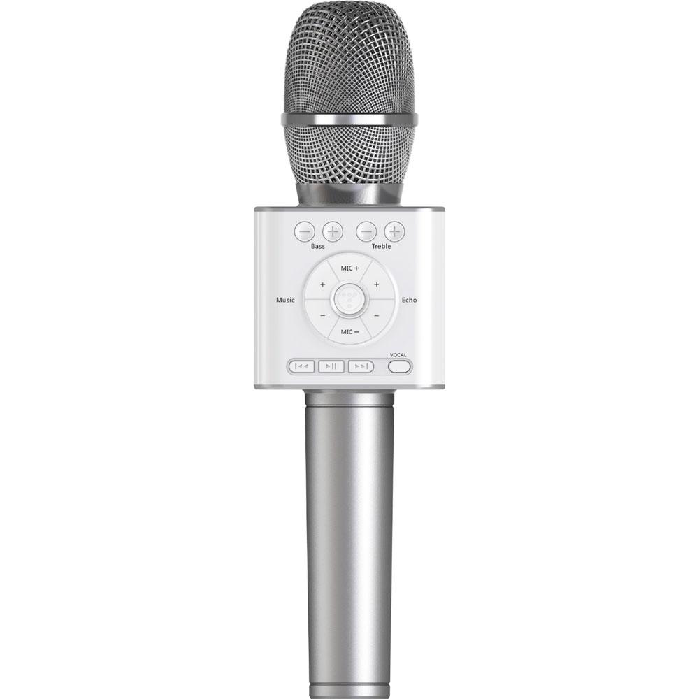 最高の品質 GP-BTDMIC GOPPA ゴッパ/S ゴッパ GP-BTDMIC/S Bluetoothカラオケマイク(シルバー) GOPPA, リサイクル ハンター:d860e5f7 --- canoncity.azurewebsites.net