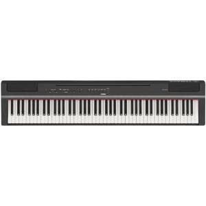 P-125B ヤマハ 電子ピアノ(ブラック) YAMAHA Pシリーズ