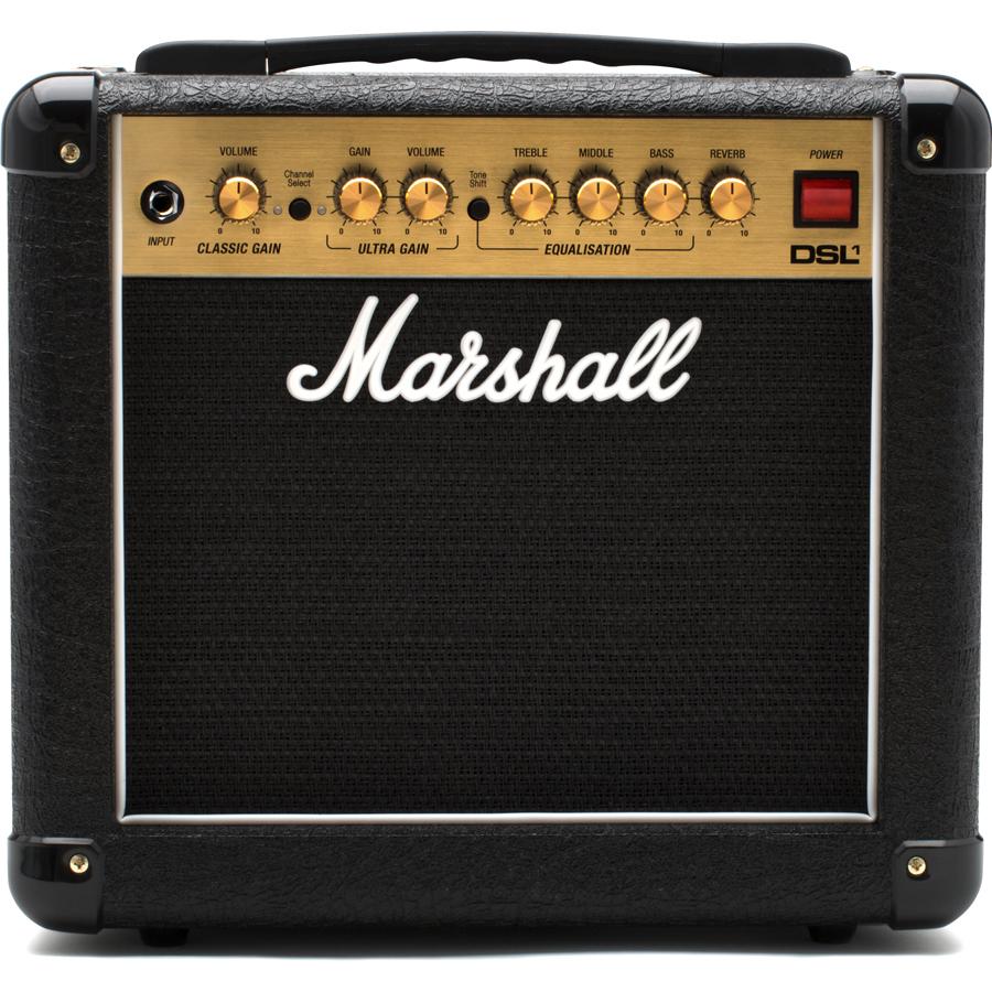 DSL1C マーシャル 1Wギターアンプ正規メーカー保証付属 Marshall DSLシリーズ