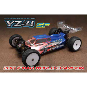 4WD レーシングオフロードカー YZ-4SF【B-YZ4SF】 ヨコモ