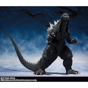 S.H.モンスターアーツ ゴジラ (2002) バンダイ [SHFゴジラ2002]【返品種別B】