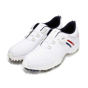 CW 8983802-030 245 キャロウェイ レディース・スパイク・ゴルフシューズ(ホワイト・24.5cm) Callaway AEROSPORT BOA Womens 8983802-030