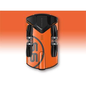 ポケット インテリジェント ドローン WINGSLAND S6(フレッシュオレンジ)【LS303000182】 ハイテックマルチプレックスジャパン