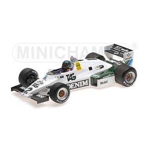1/18 ウィリアムズ フォード FW08C J.ラフィット 1983【117830002】 ミニチャンプス