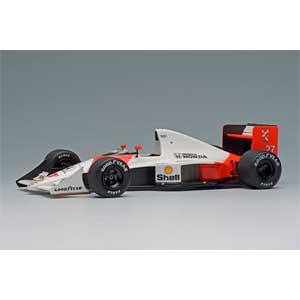 【再生産】1/43 マクラーレン ホンダ MP4/5B USA GP 1990 No27【FE020A】 メイクアップ