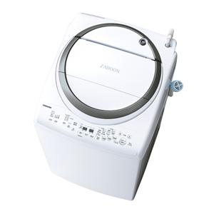 (標準設置料込)AW-8V7-S 東芝 8.0kg 洗濯乾燥機 シルバー TOSHIBA ZABOON