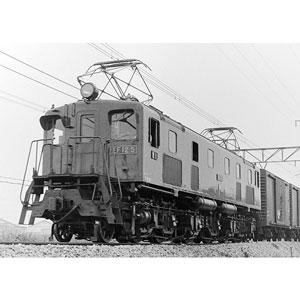 [鉄道模型]ワールド工芸 (HO) 16番 国鉄 EF12形 電気機関車 晩年型 原型窓 組立キット
