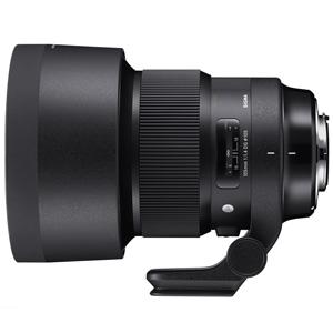 105MMF1.4DG_ART_SA シグマ 105mm F1.4 DG HSM ※シグママウント用レンズ(フルサイズ対応)
