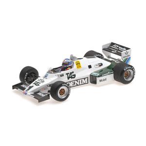 【117830001】 1/18 1983 K.ロズベルグ フォード FW08C ウィリアムズ ミニチャンプス