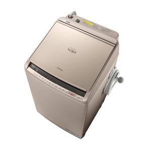 (標準設置料込)BW-DV100C-N 日立 10.0kg 洗濯乾燥機 シャンパン HITACHI ビートウォッシュ
