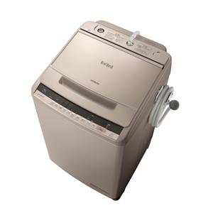 (標準設置料込)BW-V100C-N 日立 10.0kg 全自動洗濯機 シャンパン HITACHI ビートウォッシュ