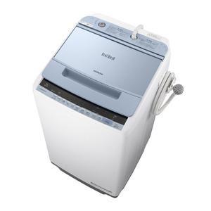 (標準設置料込)BW-V70C-A 日立 7.0kg 全自動洗濯機 ブルー HITACHI ビートウォッシュ