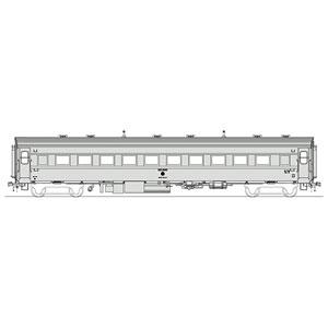 [鉄道模型]ワールド工芸 【再生産】(HO) 16番 津軽鉄道 オハフ33 客車 車体組立キット
