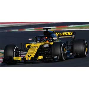 1/18 Renault Sport F1 Team No.55 Australian GP 2018 Renault R.S. 18【18S345】 スパーク