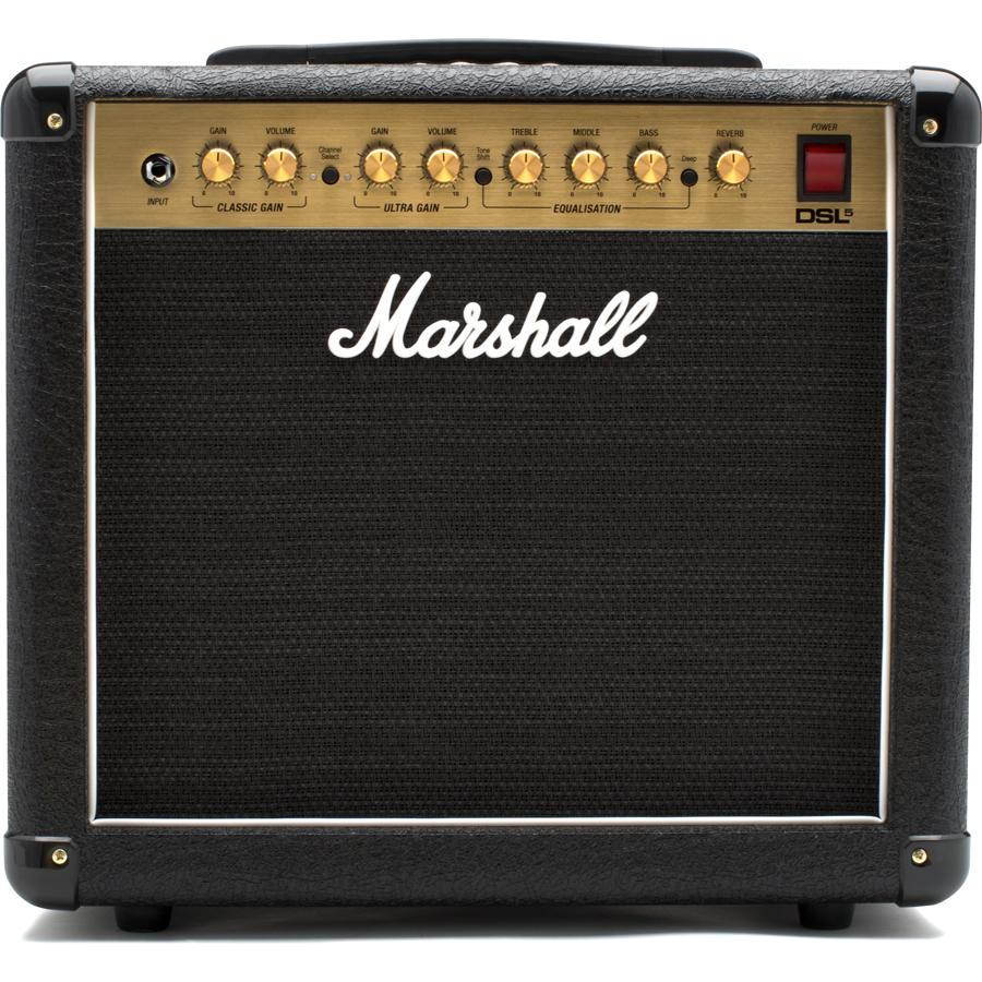 DSL5CR マーシャル 5W/0.5Wギターアンプ Marshall DSLシリーズ