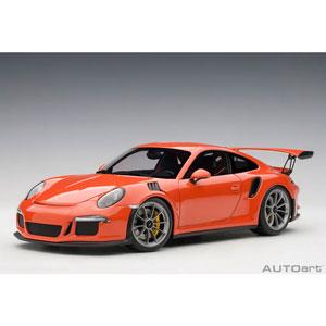 1/18 ポルシェ 911 (991) GT3 RS (オレンジ)【78168】 オートアート