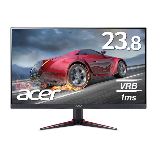 VG240Ybmiix Acer(エイサー) 23.8型ワイド 液晶ディスプレイ ゲーミングモニター