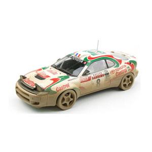 1/18 トヨタセリカ GT-FOUR 1994 サンレモウィナー #8 ウェザリング仕様【TOP034CD】 TOPMARQUES