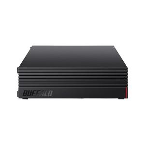 HD-LLD4.0U3-BKA バッファロー USB3.1対応 外付けハードディスク 4.0TB (録画用ハードディスク搭載)静音・省スペース・高耐久モデルHD-LLDU3-Aシリーズ