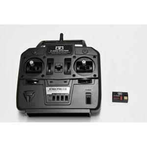 ATTACK 4YWD 2.4G 送受信機セット【17255250】 タミヤ