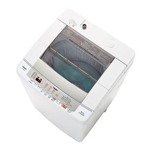(標準設置料込)AQW-VW80G-W アクア 8.0kg 全自動洗濯機 ホワイト AQUA ツインウォッシュ