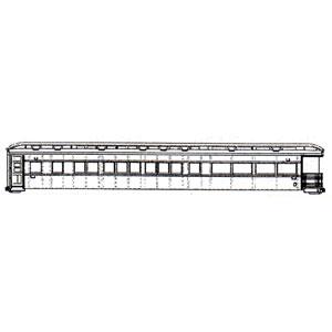 [鉄道模型]MAXモデル (HO) WRP-011 スイテ37000(スイテ38)(プラ製ベース未塗装組立キット)