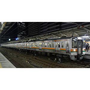 [鉄道模型]グリーンマックス (Nゲージ) 30773 JR211系5000番台(1次車・中央西線)3両編成セット(動力無し)