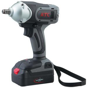 JTAE411 京都機械工具 1/2 コードレストルクリミットインパクトレンチ KTC
