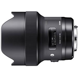 14MMF1.8 DG HSM A NA シグマ 14mm F1.8 DG HSM※ニコンマウント ※DGレンズ(フルサイズ対応)