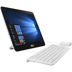 V161GAT-N4PROWHT エイスース 15.6型 デスクトップパソコン ASUSPRO All-in-One PC V161GAT ホワイト