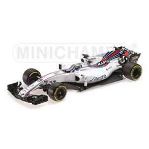1/18 ウィリアムズ マルティニ レーシング メルセデス FW40 オーストラリアGP 2017【117170019】 ミニチャンプス
