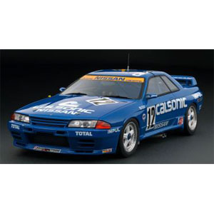 1/18 CALSONIC SKYLINE #12 R32 GT-R1990 JTC【IG1622】 ignitionモデル
