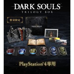 【封入特典付】【PS4】DARK SOULS TRILOGY BOX フロム・ソフトウェア [FSSE-00004 PS4ダークソウルトリロジー]