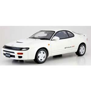 1/18 Toyota Celica GT-FOUR RC ST 185 White【OTM739】 OttOmobile