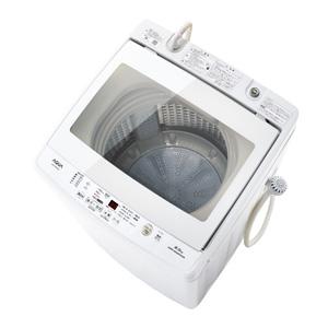 (標準設置料込)AQW-GV80G-W アクア 8.0kg 全自動洗濯機 ホワイト AQUA