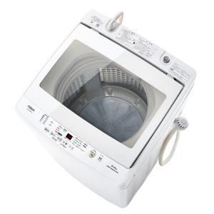 (標準設置料込)AQW-GV90G-W アクア 9.0kg 全自動洗濯機 ホワイト AQUA