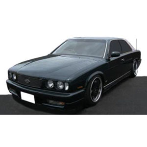 1/43 Nissan Gloria (Y32) Gran Turismo Ultima Black【IG1265】 ignitionモデル