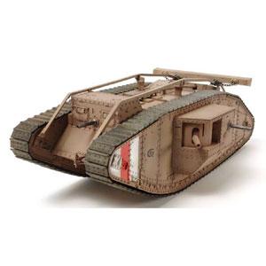 1/35 タミヤ 電動RC組立キット WWI WWI イギリス戦車マークIV メール(専用プロポ付)【48214】 タミヤ, セルフメイド:ffff5f44 --- officewill.xsrv.jp