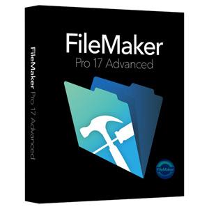 FileMaker Pro 17 Advanced ファイルメーカー ※パッケージ版