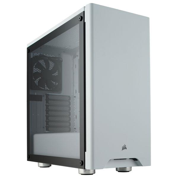 CC-9011133-WW コルセア ミドルタワー型PCケース(ホワイト) CORSAIR Carbide 275R Tempered Glassシリーズ