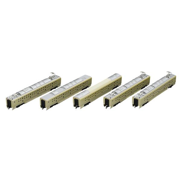 [鉄道模型]トミックス (Nゲージ) 98308 JR東日本 E001形「TRAIN SUITE 四季島」5両増結セット