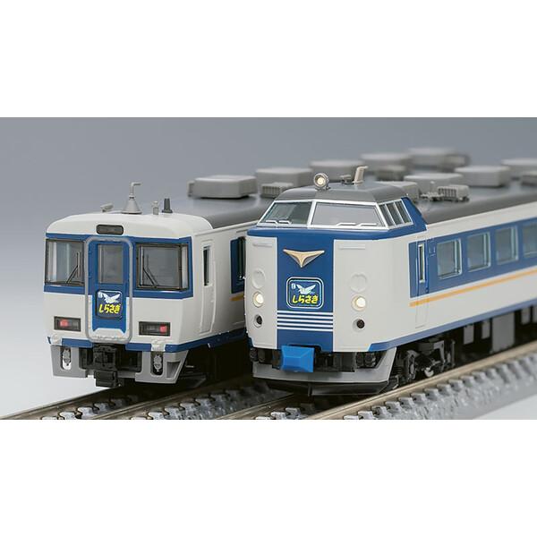 [鉄道模型]トミックス (Nゲージ) 98652 JR 485系特急電車(しらさぎ・新塗装)セットC(3両)