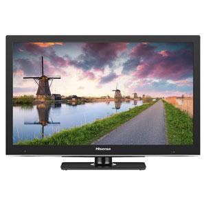 HJ24K3121 ハイセンス 24V型地上・BS・110度CSデジタルハイビジョンLED液晶テレビ (別売USB HDD録画対応) Hisense