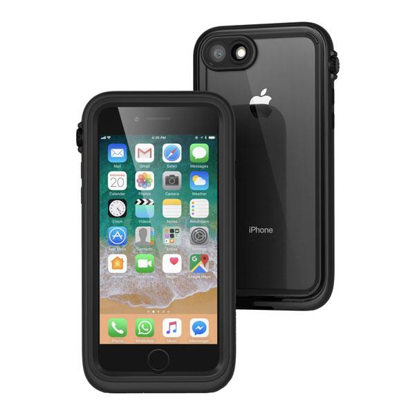 CT-WPIP174-BK カタリスト iPhone 8/7用 完全防水ケース(ブラック) Catalyst Case for iPhone 8/7