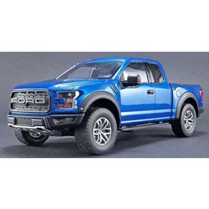 1/18 フォード ラプター (ブルー)US Exclusive【GTS009US】 GTスピリット