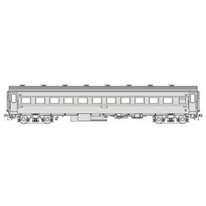 [鉄道模型]ワールド工芸 (HO) 16番 国鉄 オハ46 0番台 車体組立キット