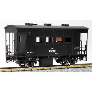 [鉄道模型]ワールド工芸 (HO) 16番 国鉄 ヨ2000形 車掌車 塗装済完成品【特別企画品】