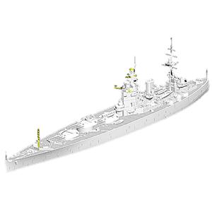 【再生産】1/700 イギリス海軍戦艦 HMS ロドニー【06718】 トランペッター